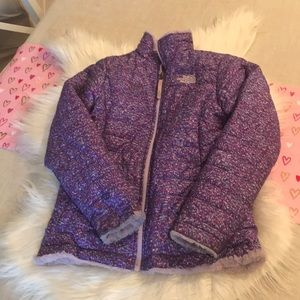 Girl's Mossbud The North Face Jacket